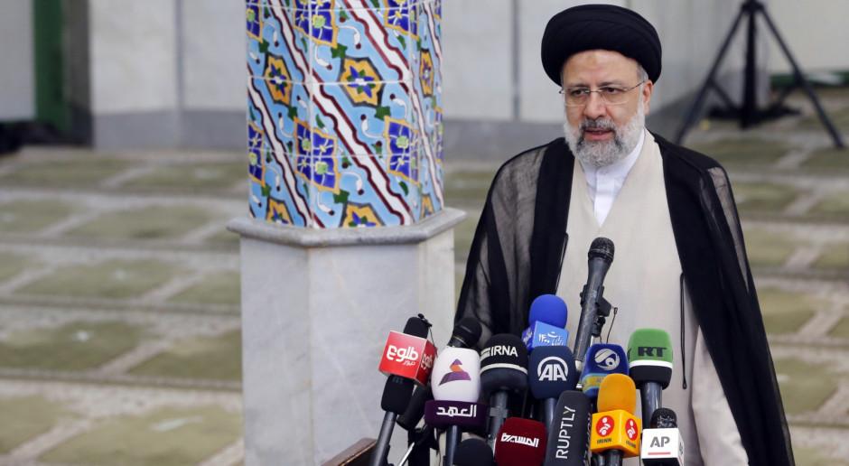 Iran: Ultrakonserwatysta Ebrahim Raisi wygrał wybory prezydenckie