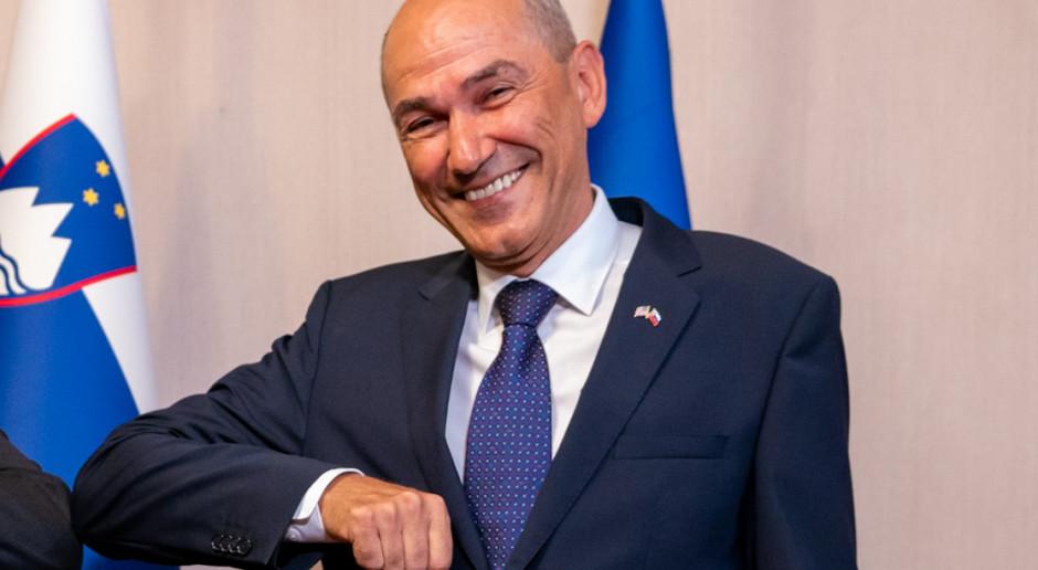 Słowenia: Janez Jansza ponownie wybrany na szefa partii SDS