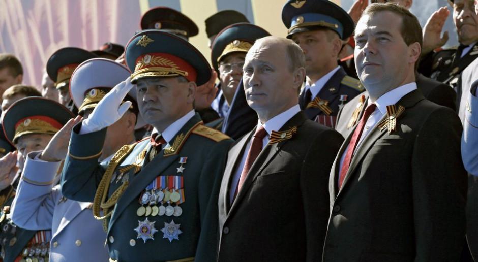 Rosja: Siergiej Szojgu - przyjaciel Putina i człowiek, za którym stoi armia
