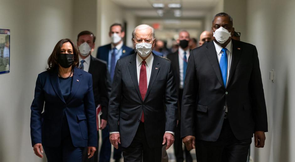 USA: Joe Biden przyjmie w Białym Domu prezydenta Izraela