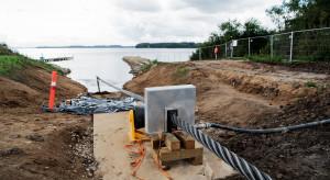 Statkom budującym Baltic Pipe zostało kilka kilometrów do polskiego brzegu