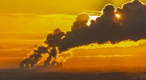 Rekordy notowań uprawnień do emisji CO2