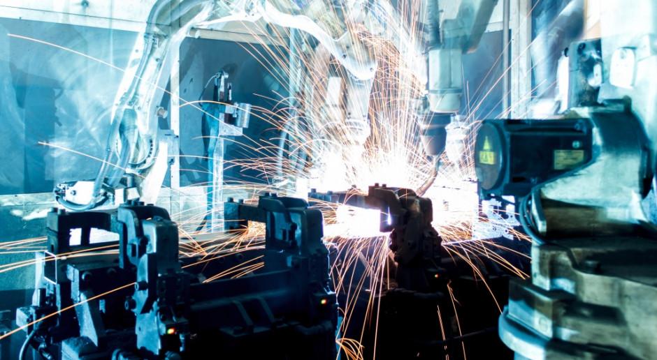 Produkcja przemysłowa w mocnym trendzie