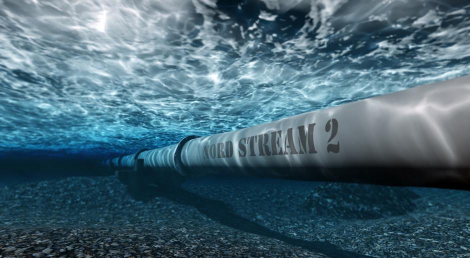 KE: Nie mamy uprawnień do zatrzymania Nord Stream 2