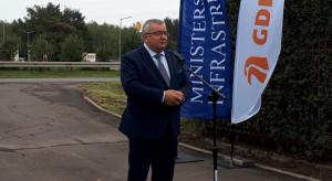 Adamczyk: Obecnie realizowanych jest 112 inwestycji drogowych