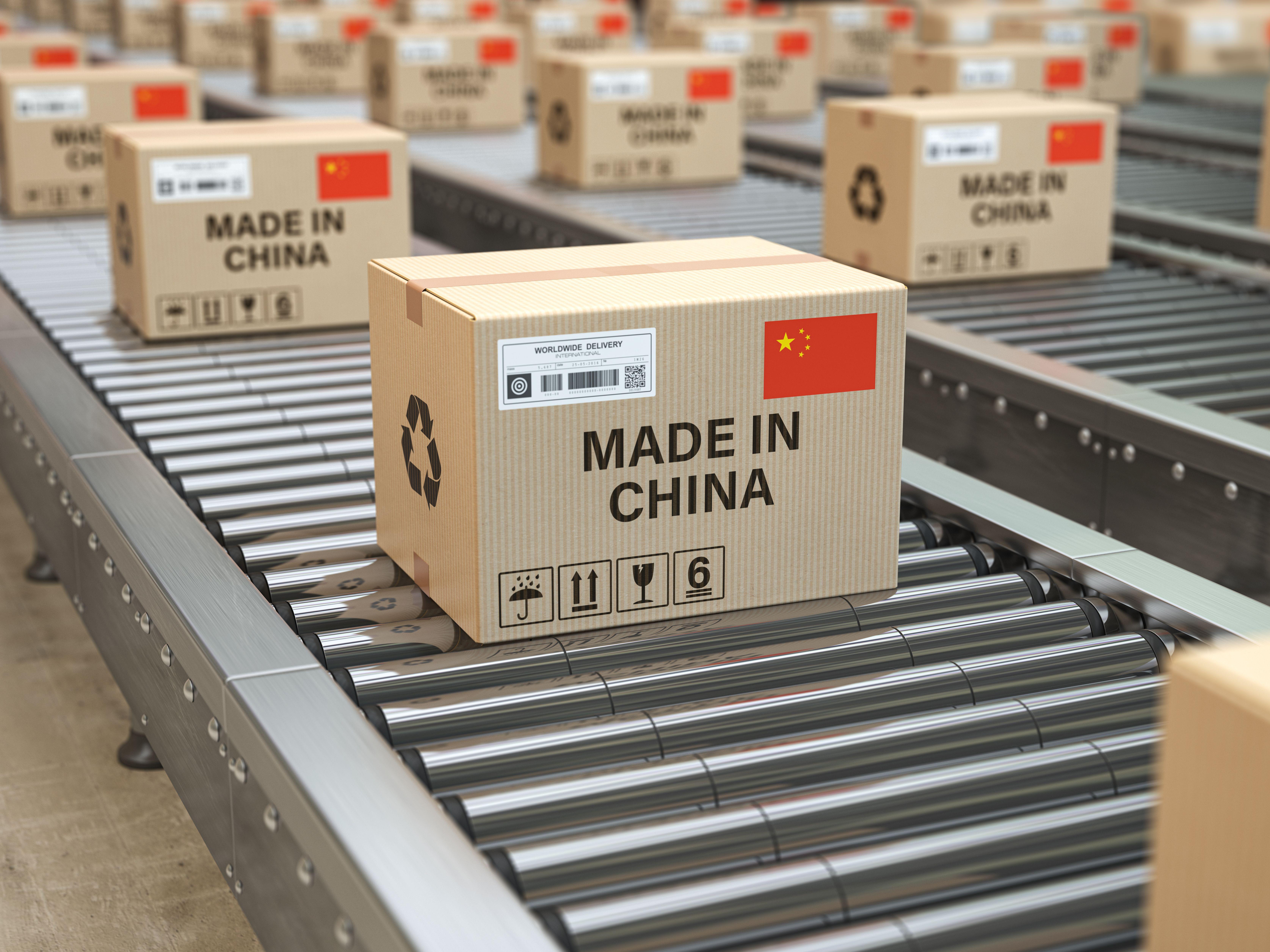 Kiedy w ostatnich miesiącach same Chiny stały się celem różnorodnych sankcji, władze w Pekinie uznały, że muszą się bronić przed zewnętrznym zagrożeniem (fot. Shutterstock)