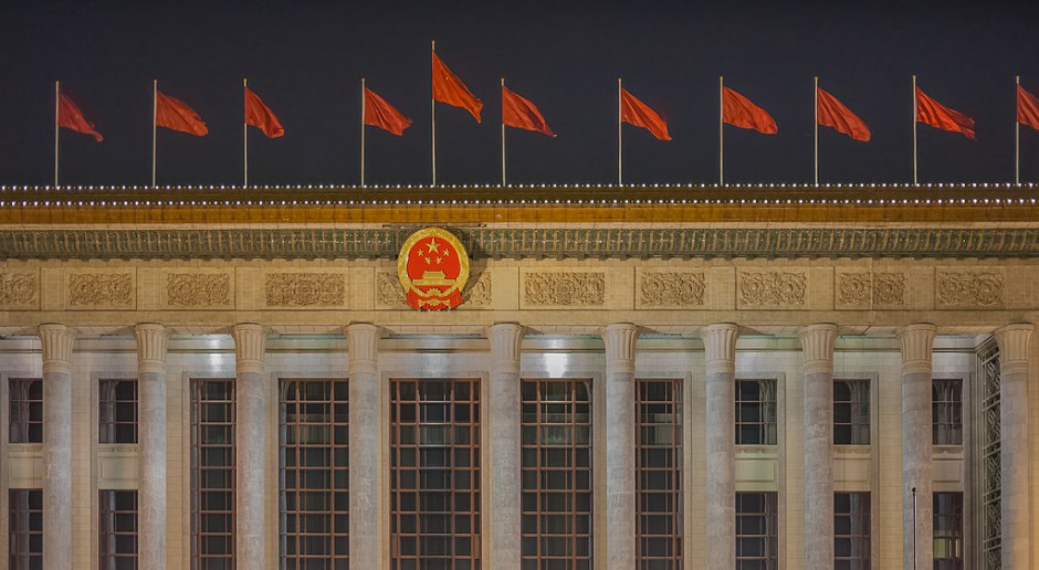 Pekin kontratakuje. Nowe narzędzie nacisku odpowiedzią na sankcje Zachodu