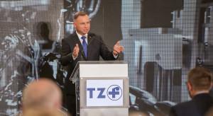Prezydent: Centrum Rozwoju i Produkcji Leków Onkologicznych to inwestycja przełomowa