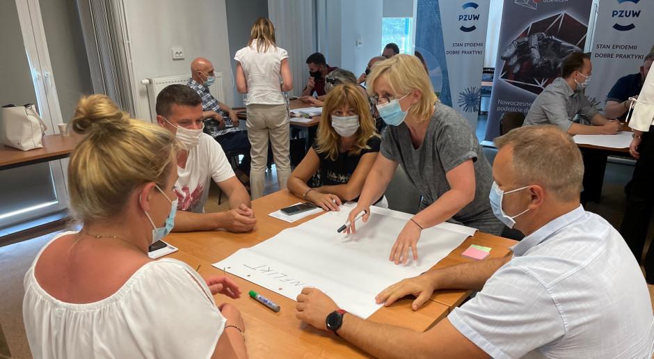 PGG pzeszkoliła pracowników w sprawie pandemii