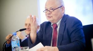 Glapiński: Chciałbym wyższego udziału złota w rezerwach banku centralnego