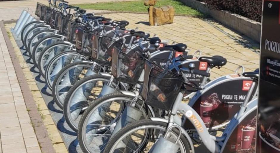 PKN Orlen rozbuduje Płocki Rower Miejski