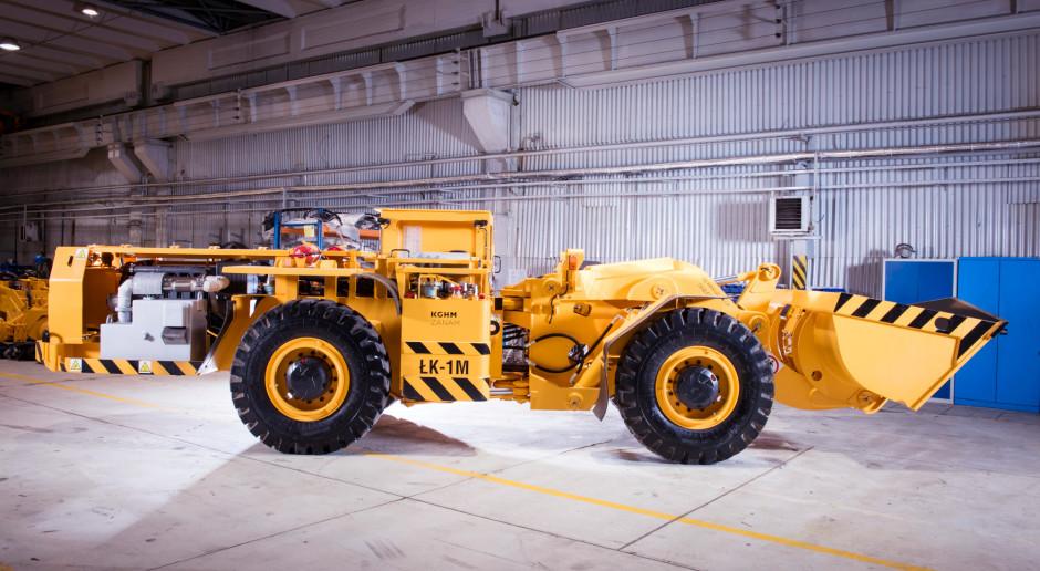 KGHM Zanam sprzeda kolejne maszyny górnicze do Rosji