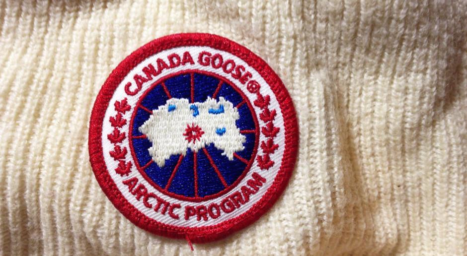 Firma Canada Goose zrezygnowała z używania futra w swoich kurtkach