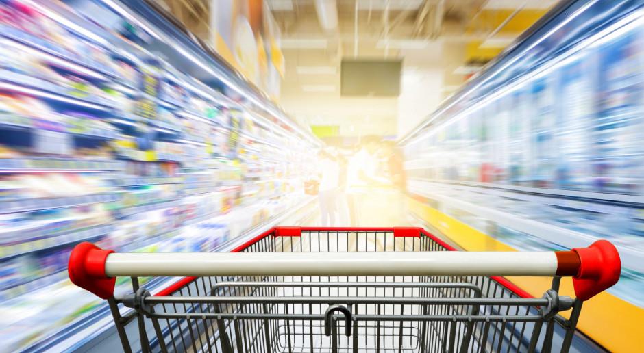 Ceny w sklepach spożywczych wzrosły średnio o ponad 5 proc.