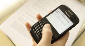 BlackBerry rozczarowuje przychodami