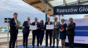 Z Rzeszowa do Warszawy dwa razy szybciej. Jest umowa dla nowej linii kolejowej