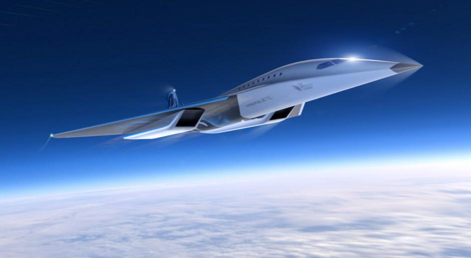 Virgin Galactic będzie woził pasażerów w kosmos