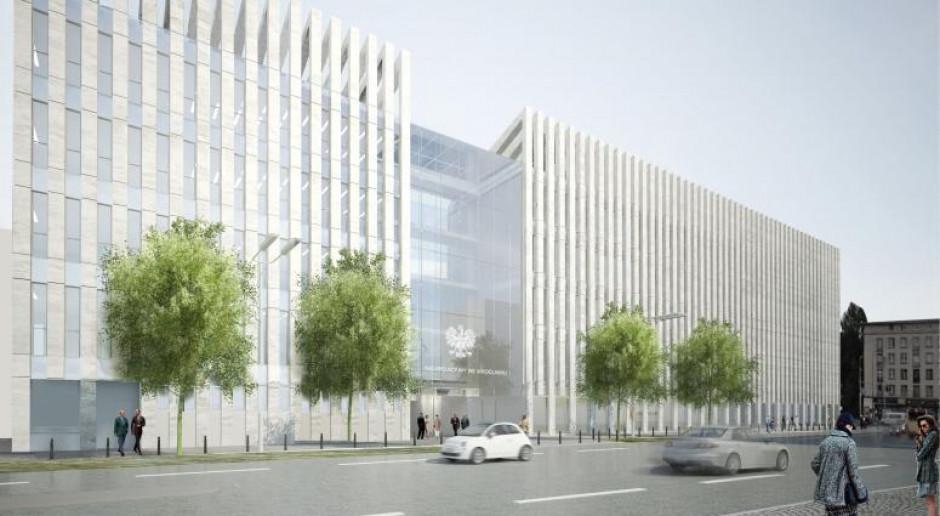Mirbud wybuduje gmach sądu we Wrocławiu