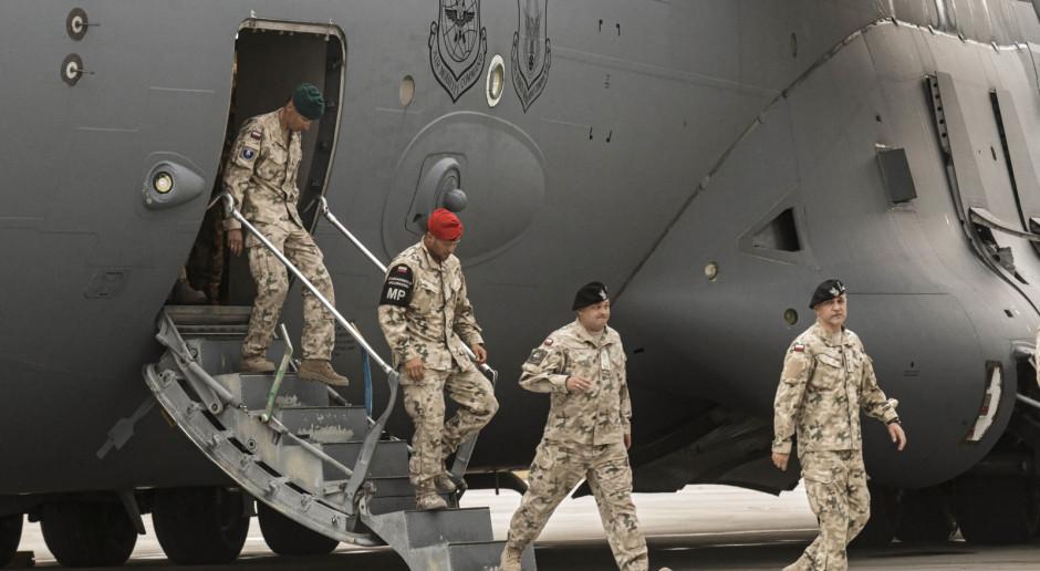 Koniec polskiej misji w Afganistanie
