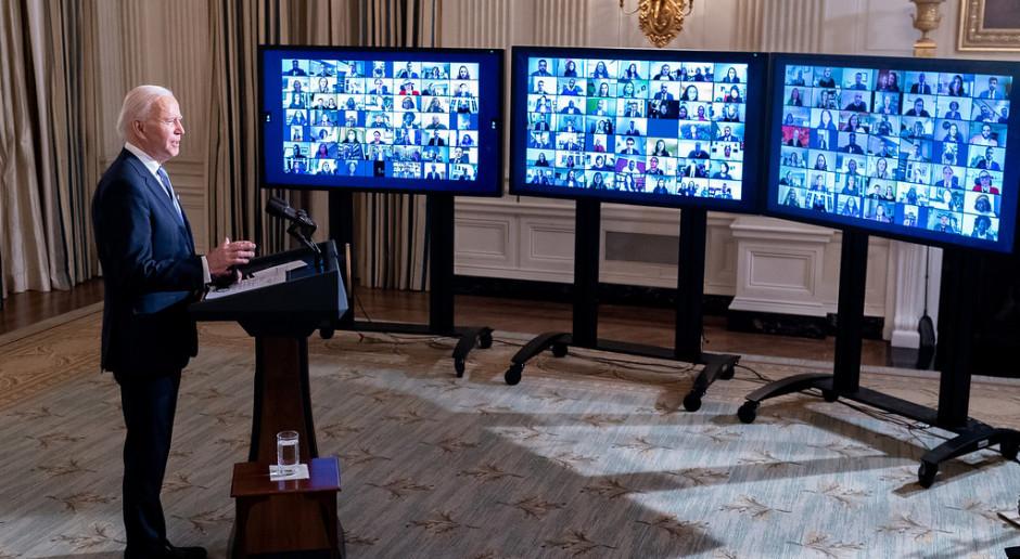USA: Biden zapowiedział kontynuację partnerstwa z Afganistanem mimo pogarszającej się sytuacji