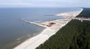 Mierzeja: Most Południowy nad kanałem żeglugowym już otwarty