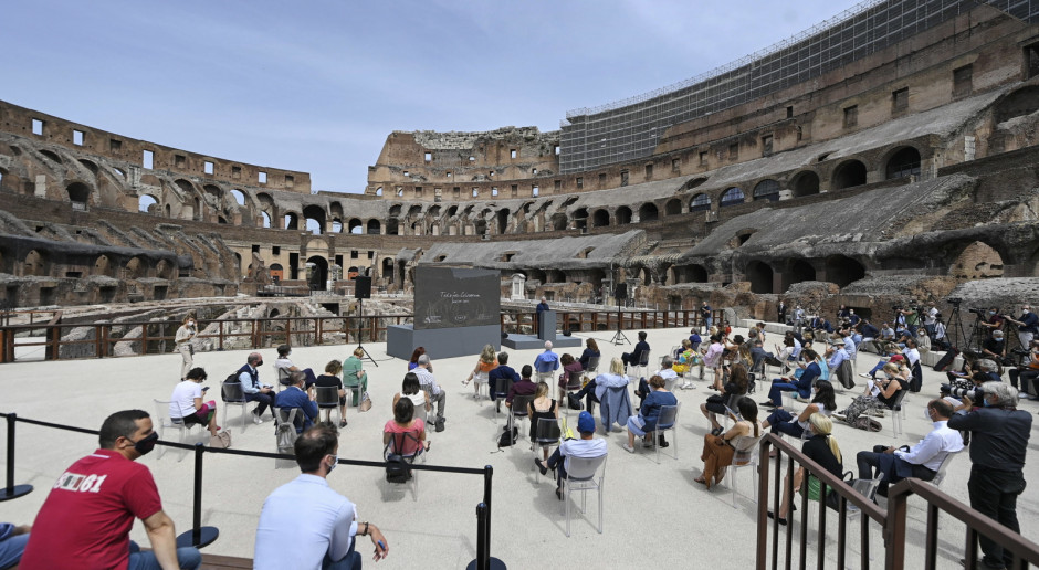 Włochy: Po raz pierwszy można zwiedzać podziemne korytarze w Koloseum