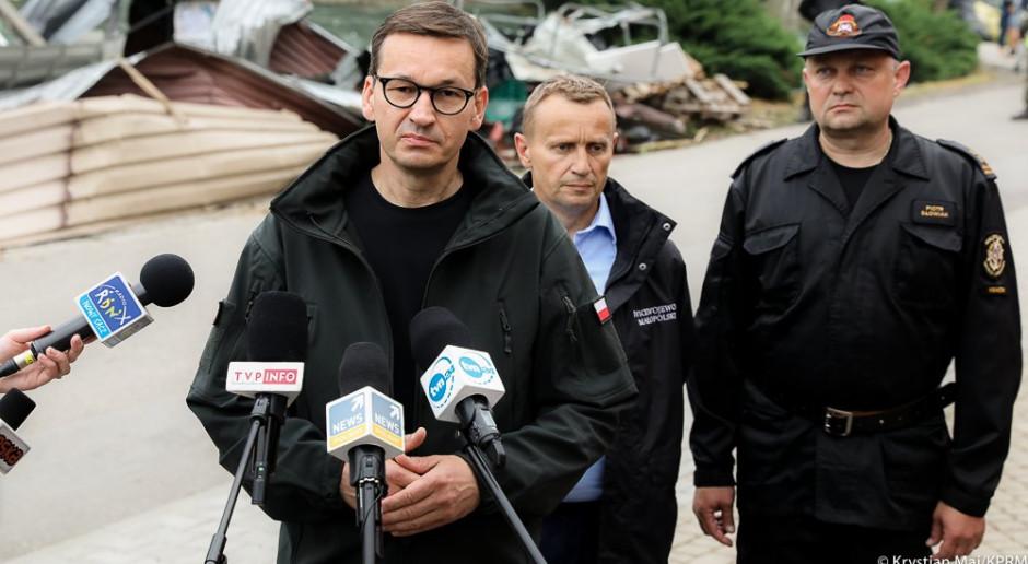 Morawiecki: Polski Ład to spójny, przemyślany system działań