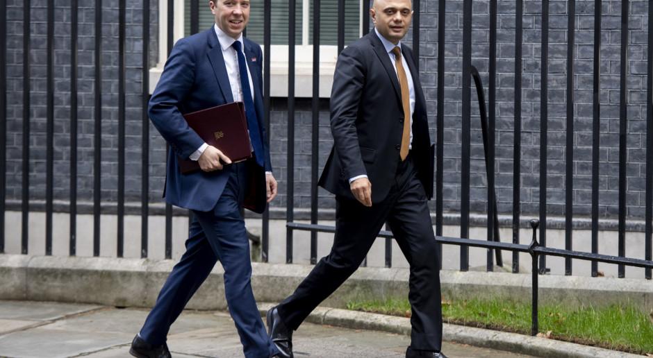 Wielka Brytania: Były minister finansów Javid ministrem zdrowia po rezygnacji Hancocka