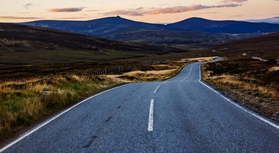 GDDKiA planuje w tym roku przetargi na ponad 100 km trasy Via Carpatia