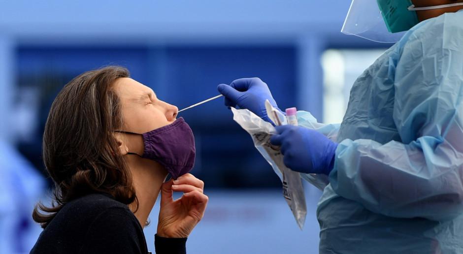 Australia: Mieszkańcy stolicy otrzymali nakaz noszenia masek po raz pierwszy od wybuchu pandemii