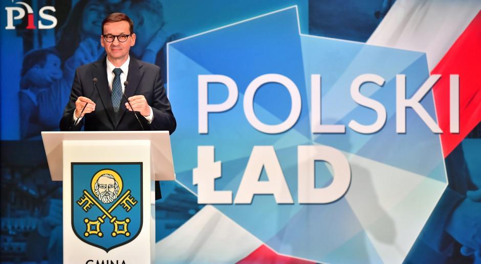 Müller: Polski Ład pozwoli na dużo szybsze odbicie gospodarcze
