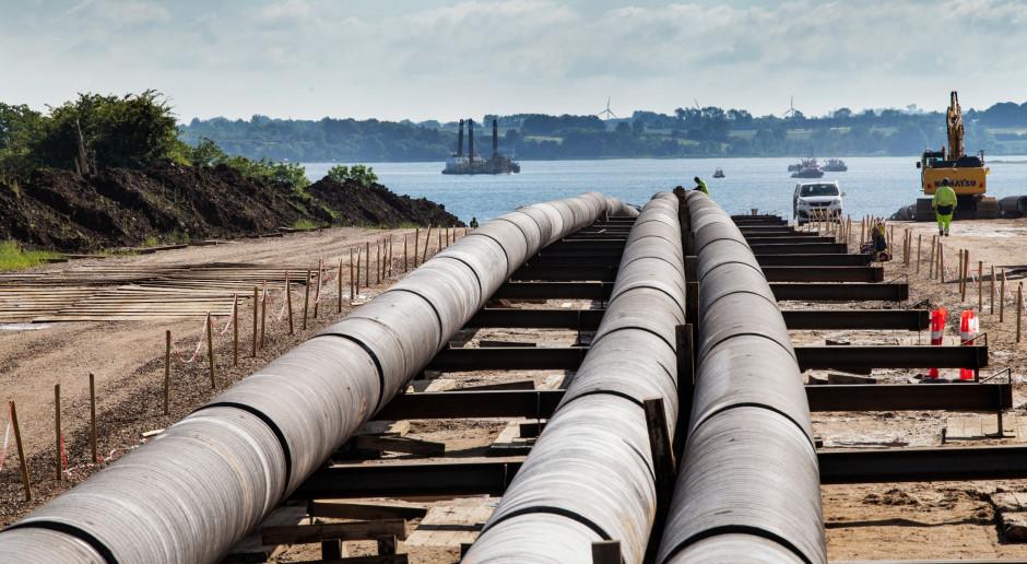Baltic Pipe: ponad 70 proc. odcinka na dnie Bałtyku ułożone