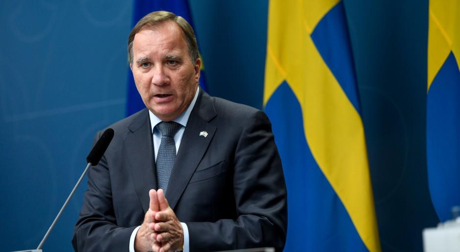 Stefan Loefven ponownie premierem Szwecji