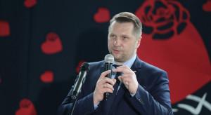"""Chcą dymisji ministra i życzą uczniom """"wakacji wolnych od Przemysława Czarnka"""""""