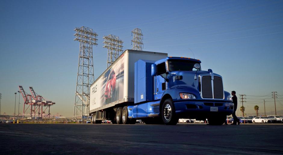 Droga do zerowej emisji w ciężarówkach? Poprzez napędy gazowe