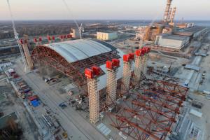 Polska firma z kontraktem przy elektrowni w Czarnobylu