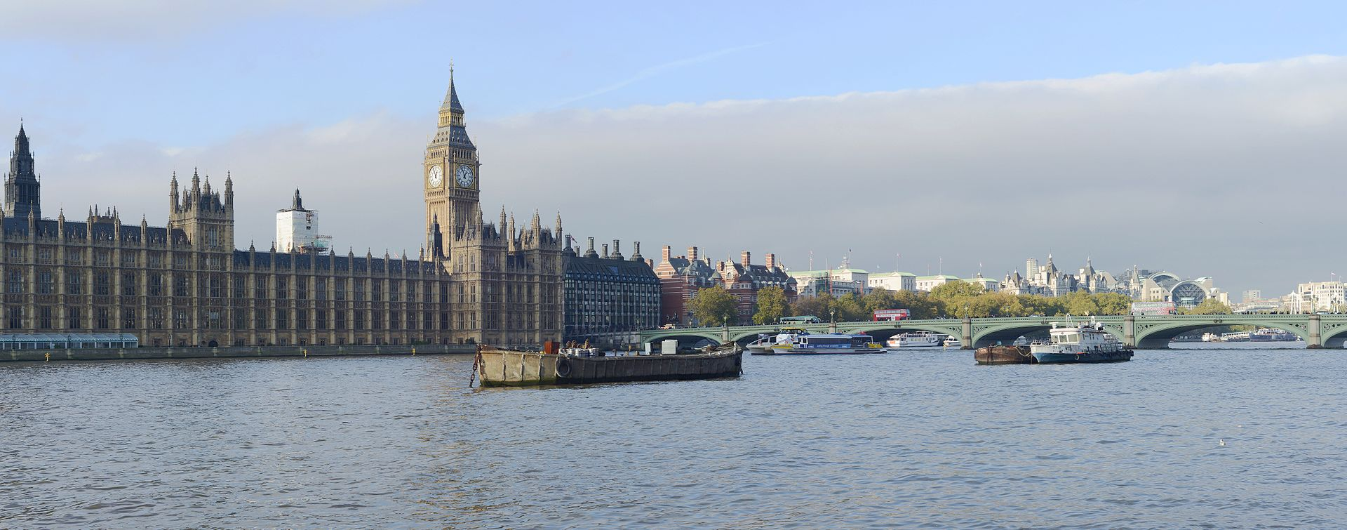 Brytyjczycy też nie zostawiają wszystkiego rynkowi... (Fot. WIkimedia Commons, Alvesgaspar, CC-BY-SA 3.0)