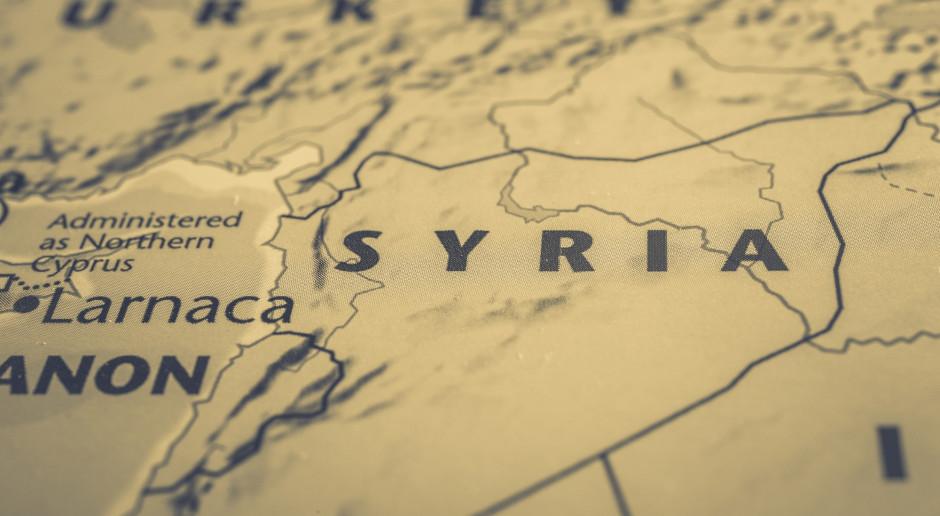 Siły USA zaatakowane w Syrii, nikt nie ucierpiał