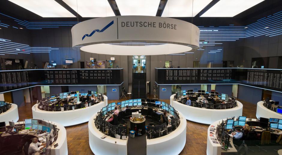 Niemiecka giełda kupuje operatora kryptowalut