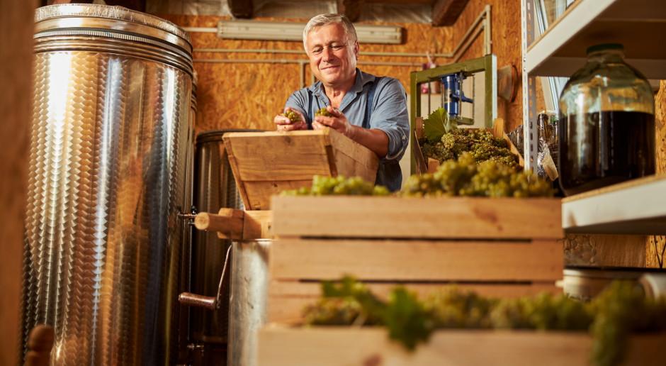 Projekt: mniejsza akcyza dla mniejszych producentów wina