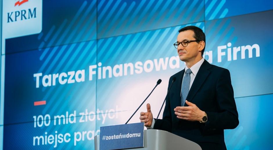 Rząd zmienił Tarczę Finansową PFR. Skorzysta jeszcze więcej firm