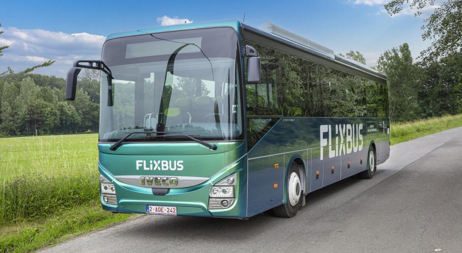 Autobusy FlixBusa na biogaz ruszają w drogę. Punktów do tankowania nie zabraknie