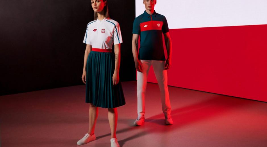 4F ubierze polskich olimpijczyków. W kolekcji wykorzystano materiały z fusów z kawy