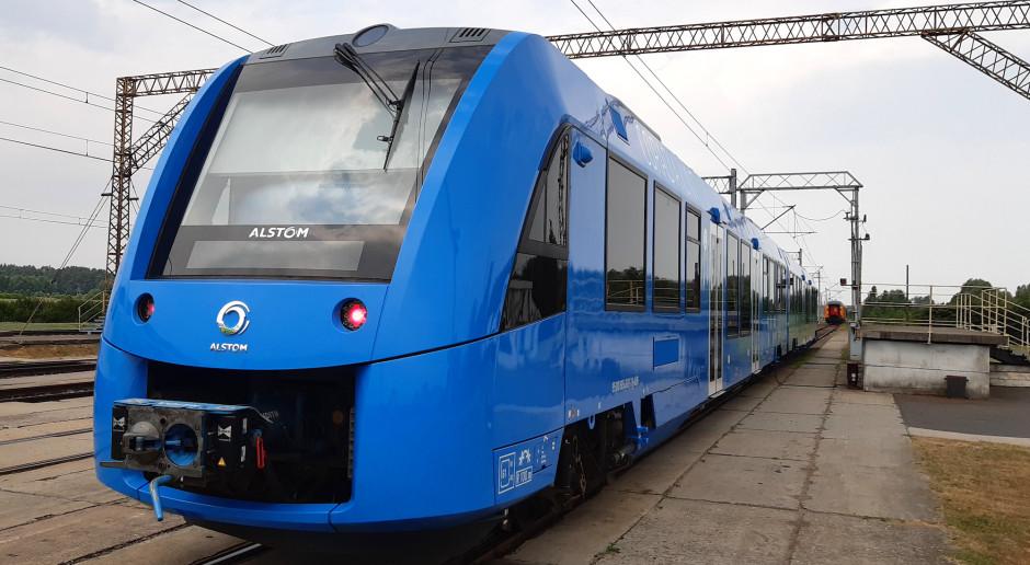 Pociągi wodorowe mogą odmienić polską kolej. Pierwsze już za dwa, trzy lata