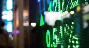 DZIEŃ NA GPW: WIG-Banki spadł 5,4 proc. - najgorsza sesja dla branży od października