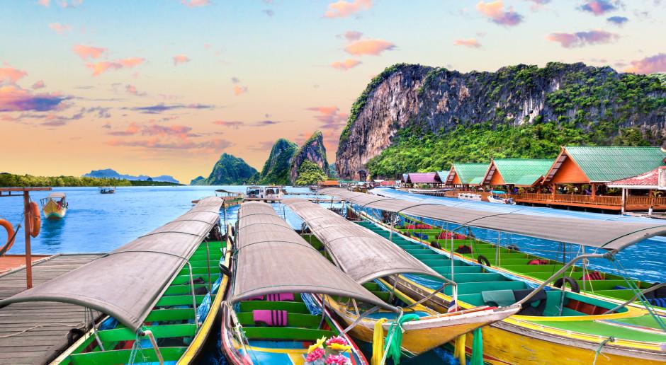Tajlandia otwiera się na turystów - na początek 250 przyleci na Phuket