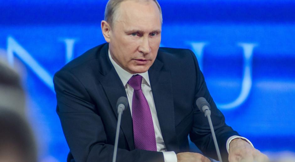 Putin podpisał ustawę o zasobach internetowych