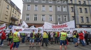 Demonstracje górniczej Solidarności, czyli walki wewnątrz PiS-u