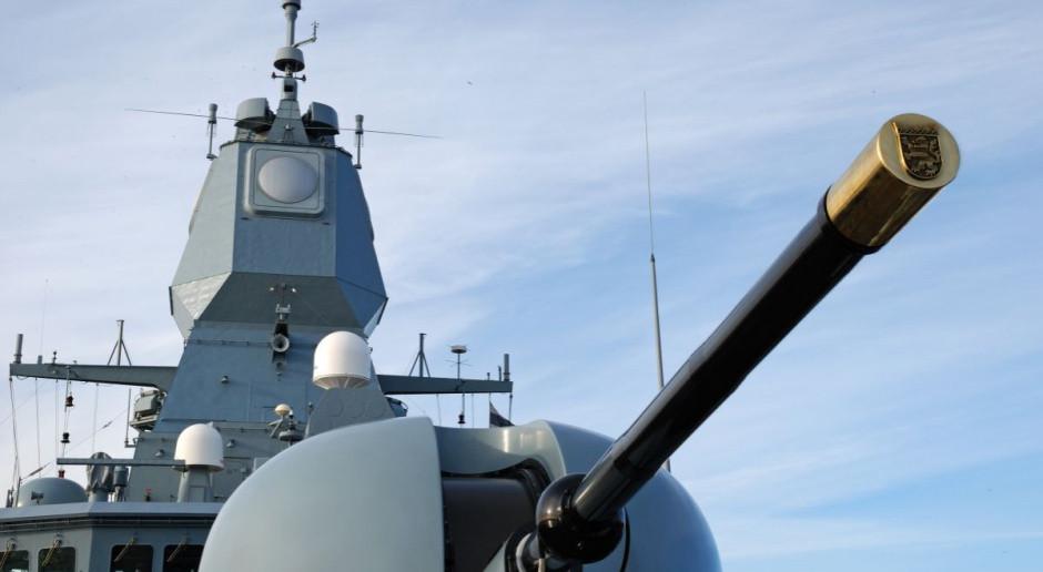 Rosja śledzi włoski okręt wojenny znajdujący się na Morzu Czarnym