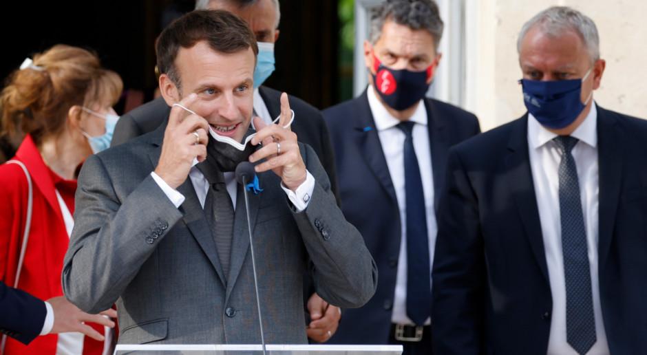 Francja: Macron i Putin rozmawiali o poprawie relacji między Rosją a UE